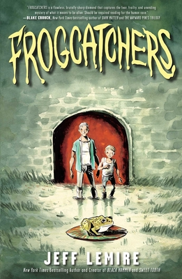 Frogcatchers Cover Image