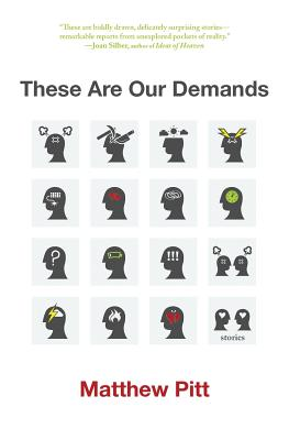 Cover for These Are Our Demands