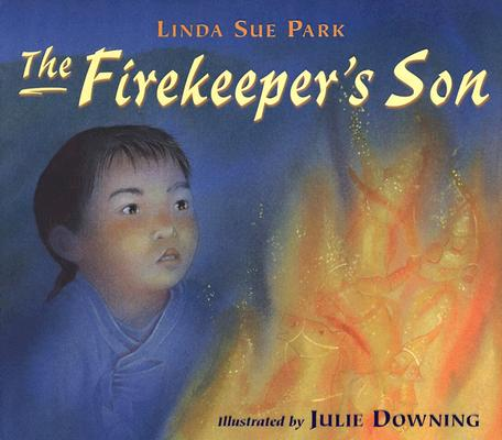 The Firekeeper's Son Cover