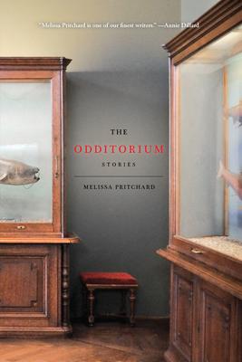 The Odditorium: Stories Cover Image