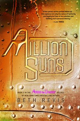 A Million Suns: An Across the Universe Novel Cover Image