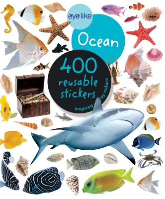 Eyelike Stickers: Ocean Cover Image