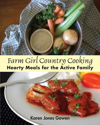 Farm Girl Country Cooking Cover