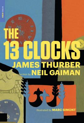 Cover for The 13 Clocks