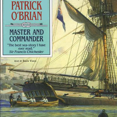 Master and Commander (Aubrey-Maturin (Audio) #1) Cover Image