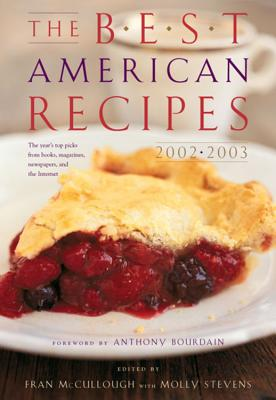 The Best American Recipes 2002-2003 Cover
