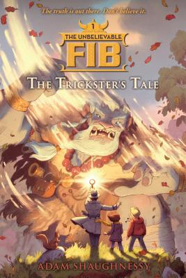 Cover for The Unbelievable FIB 1