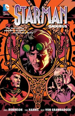 The Starman Omnibus Vol. 1 Cover Image