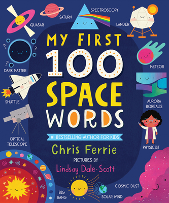 My First 100 Space Words Cover Image