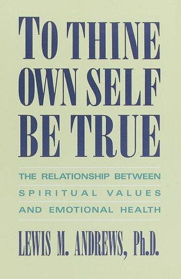 To Thine Own Self Be True Cover