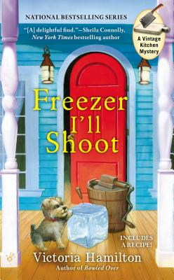 Freezer I'll Shoot Cover