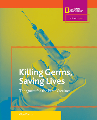 Killing Germs, Saving Lives Cover