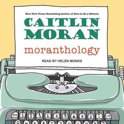 Moranthology Lib/E Cover Image