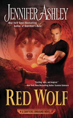Red Wolf (A Shifters Unbound Novel #10) Cover Image