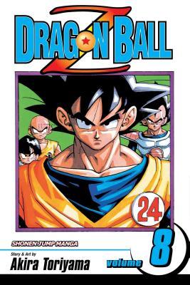 Dragon Ball Z, Vol. 08 cover image