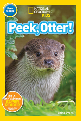 National Geographic Readers: Peek, Otter Cover Image