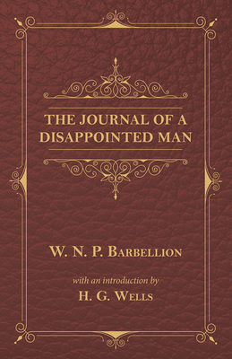 The Journal of a Disappointed Man Cover Image