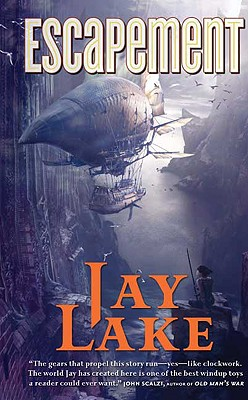 Escapement Cover Image
