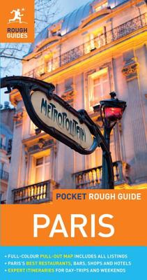 Pocket Rough Guide Paris (Rough Guide Pocket Guides) Cover Image
