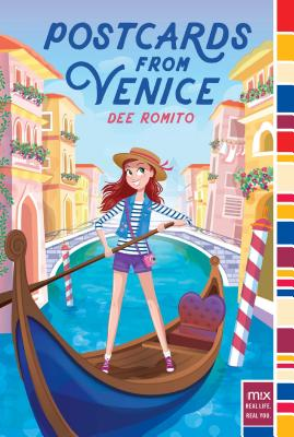 Postcards from Venice (mix) Cover Image
