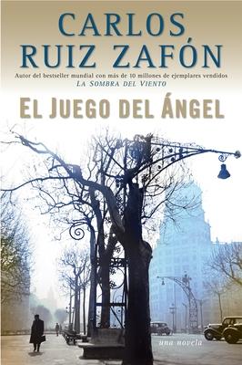 El Juego del Angel Cover
