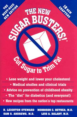 The New Sugar Busters!(r): Revised and Updated Edition Cover Image