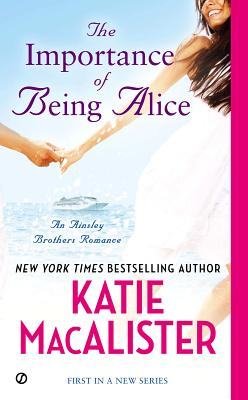 Cover for The Importance of Being Alice (A Matchmaker in Wonderland #1)