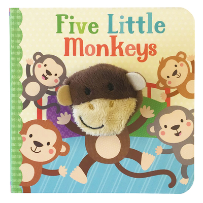 Five Little Monkeys Cover Image