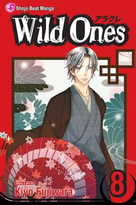 Wild Ones, Volume 8 Cover
