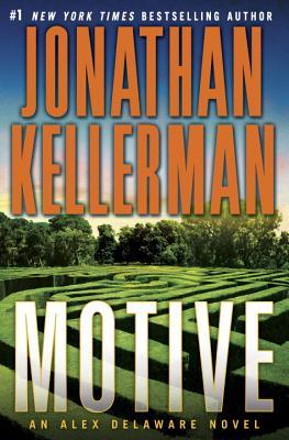 Motive: An Alex Delaware Novel Cover Image