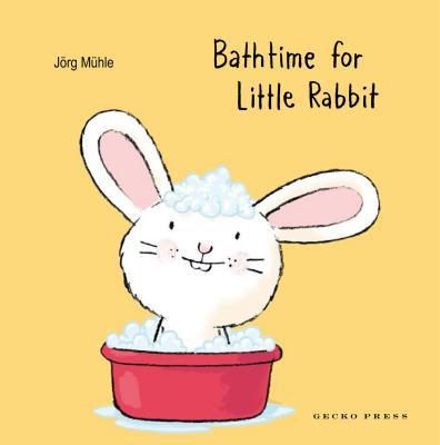 Bathtime for Little Rabbit Cover Image