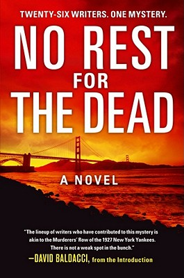 No Rest for the Dead Cover Image