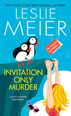 Invitation Only Murder (A Lucy Stone Mystery #26) Cover Image