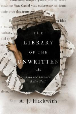 The Library of the Unwritten (A Novel from Hell's Library #1) Cover Image