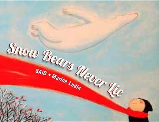 Snow Bears Never Lie Cover