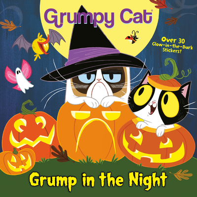 Grump in the Night (Grumpy Cat) (Pictureback(R)) Cover Image