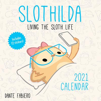 Slothilda 2021 Wall Calendar Cover Image