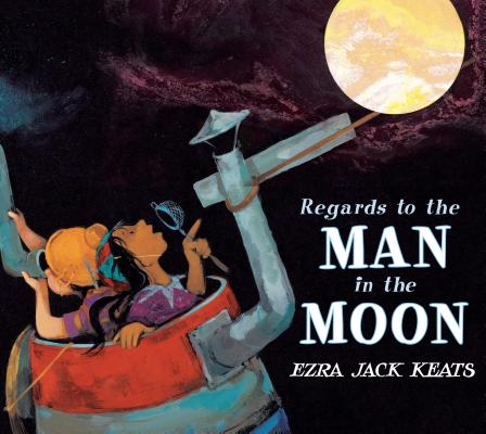 Regards to the Man in the Moon Cover Image
