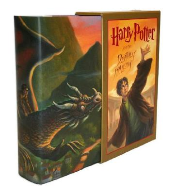 Harry Potter and the Deathly Hallows - Deluxe Edition cover