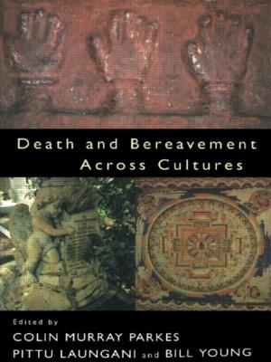 Death and Bereavement Across Cultures Cover
