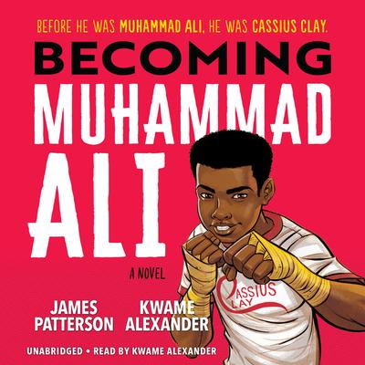 Becoming Muhammad Ali Lib/E Cover Image