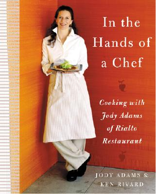In the Hands of A Chef Cover
