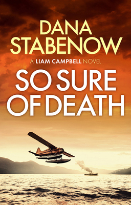 So Sure of Death (Liam Campbell #2) Cover Image