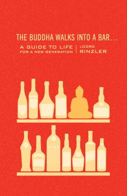 The Buddha Walks Into a Bar... Cover