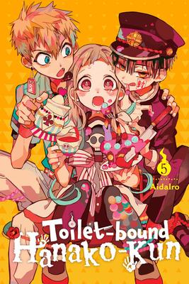 Toilet-bound Hanako-kun, Vol. 5 Cover Image