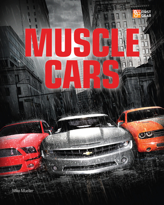 Muscle Cars (First Gear) Cover Image
