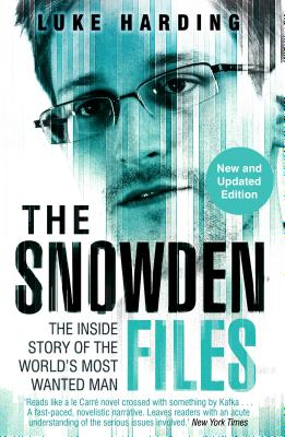 The Snowden Files Cover Image