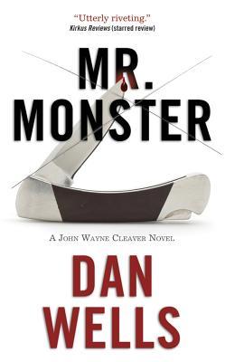 Mr. Monster (John Cleaver #2) Cover Image