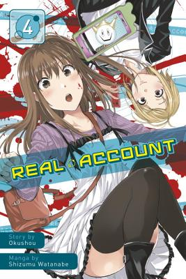 Cover for Real Account 4