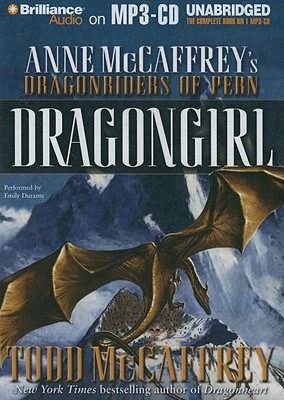 Cover for Dragongirl